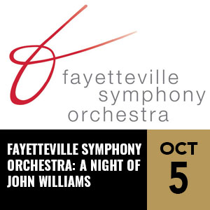 Fayetteville Symphony Orchestra: A Night of John Williams