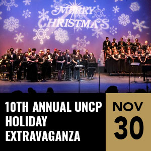 10th Annual Holiday Extravaganza