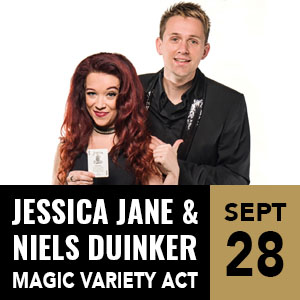 Jessica Jane & Niels Duinker's Magic Variety Act
