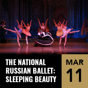 The National Russian Ballet: Sleeping Beauty