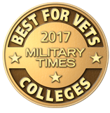 Military Times - Best for Vets Colleges 2017