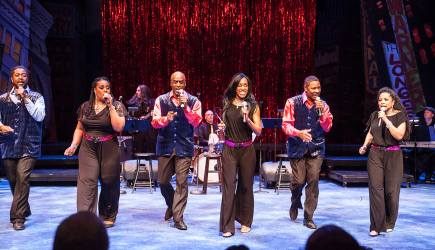 So Good for the Soul cast performs onstage