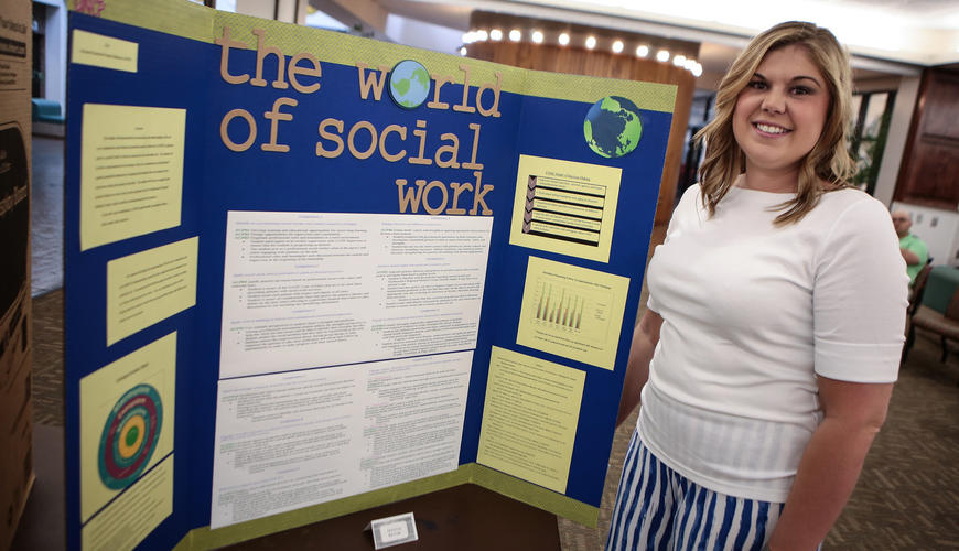 Social Worker Poster