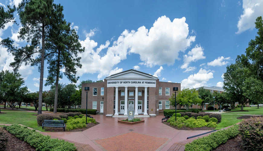 UNCP Old Main