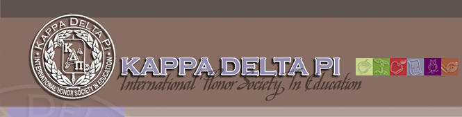 Kappa Delta Pi Chapter Logo