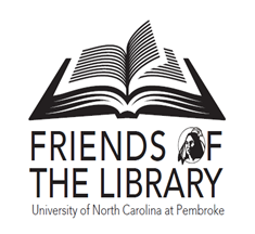 UNCP Friends of the Library logo