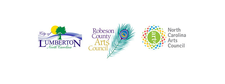This program is sponsored by the City of Lumberton, Robeson County Arts Council, and North Carolina Arts Council.