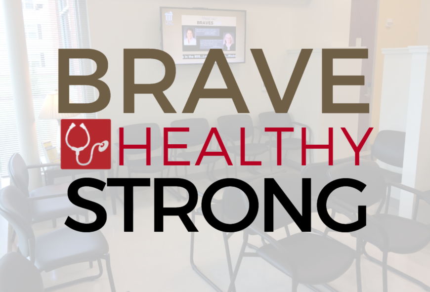 Brave Healthy Strong