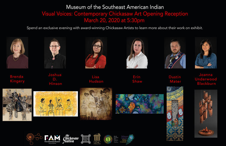 Visual Voices: Chickasaw Artist