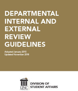 Departmental Internal and External Review Guidelines