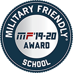 Military Friendly 2019-2020 Designation