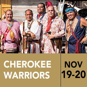 Cherokee Warriors