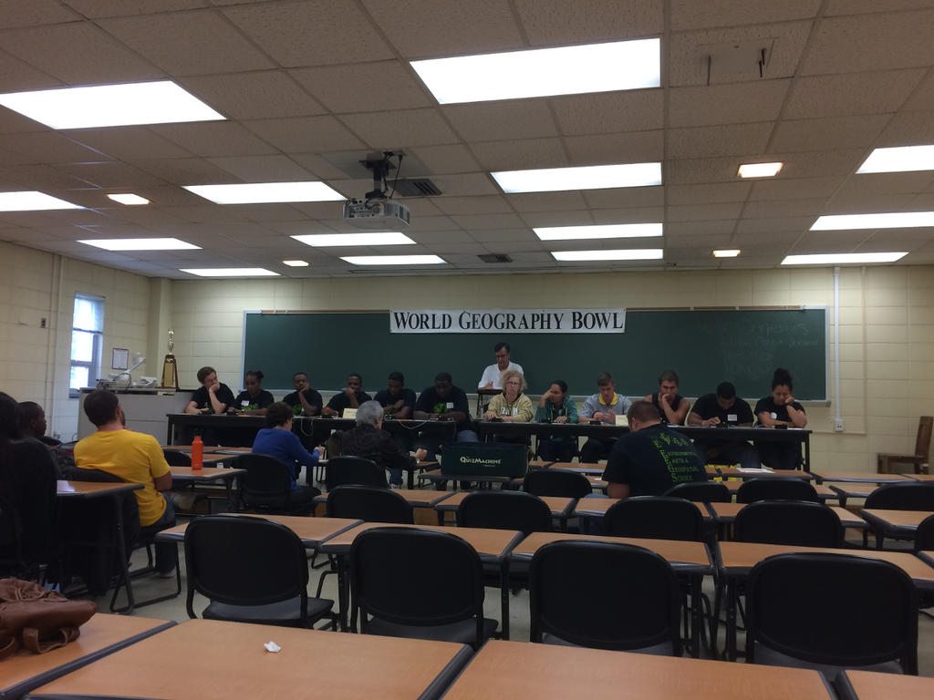 NC World Geography Bowl 2014