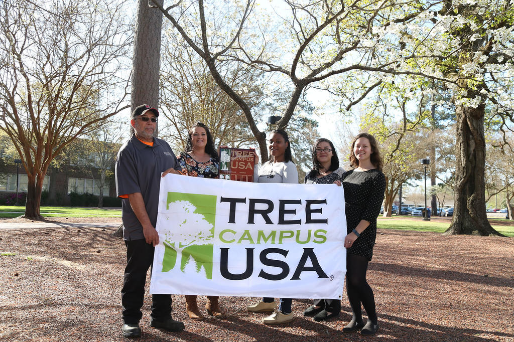 Tree Campus USA - 2016 (second consecutive year)