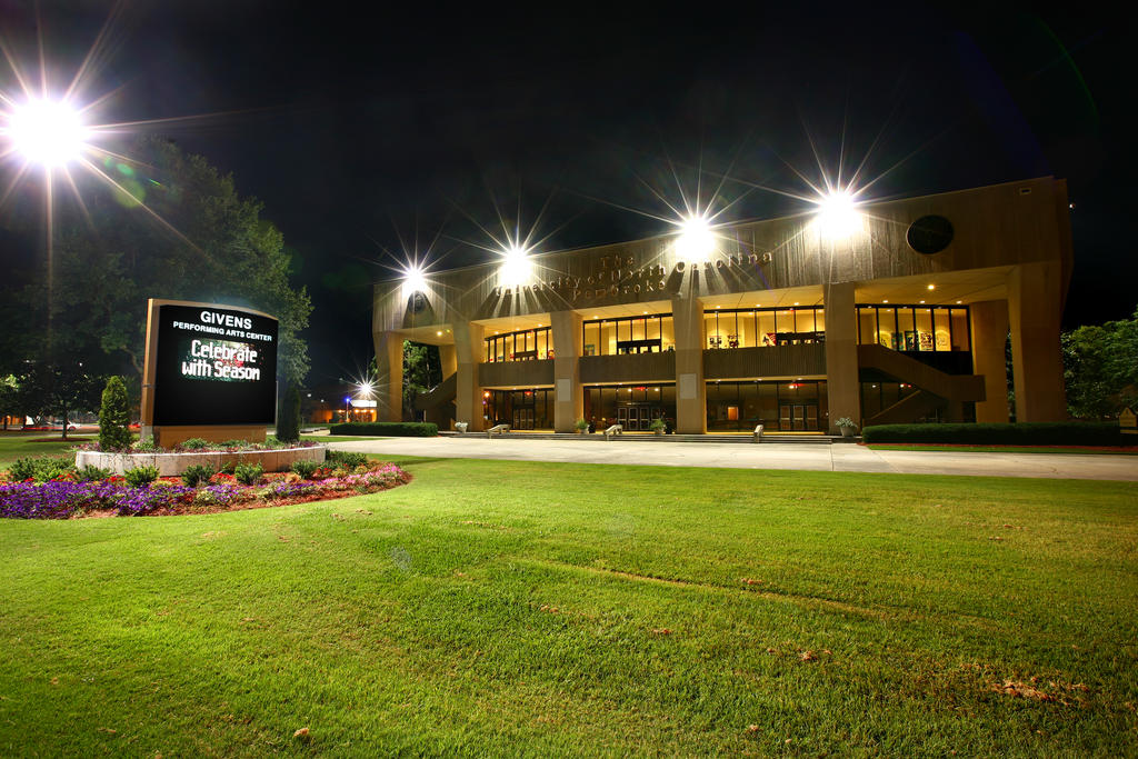 Givens Performance Arts Center