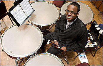 Jauvon Gilliam - National Symphony Orchestra  October 8, 2012