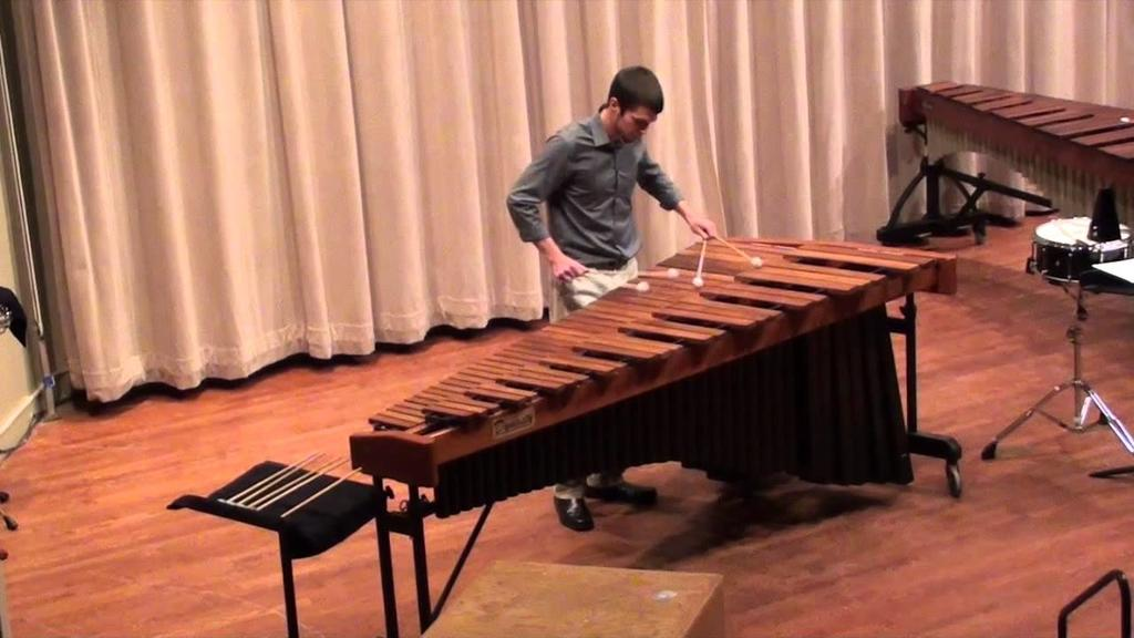 Matt Penland, February 20, 2017;  James Culley - March 25, 2017 - UNCP Percussion Festival;  Dr. Daniel McCloud - October 24 & 25; November 6 & 8, 2015