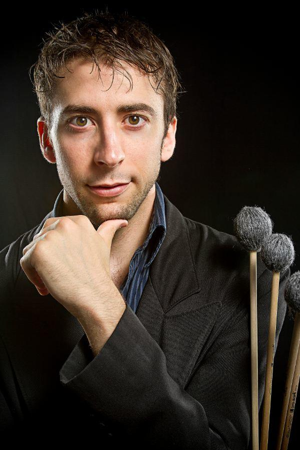 Casey Cangelosi - UNCP Percussion Ensemble Festival  February 15-16, 2013