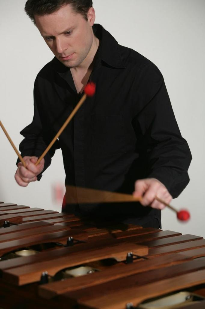 Colin Currie - Solo Percussion Artist  Masterclass  March 31, 2009
