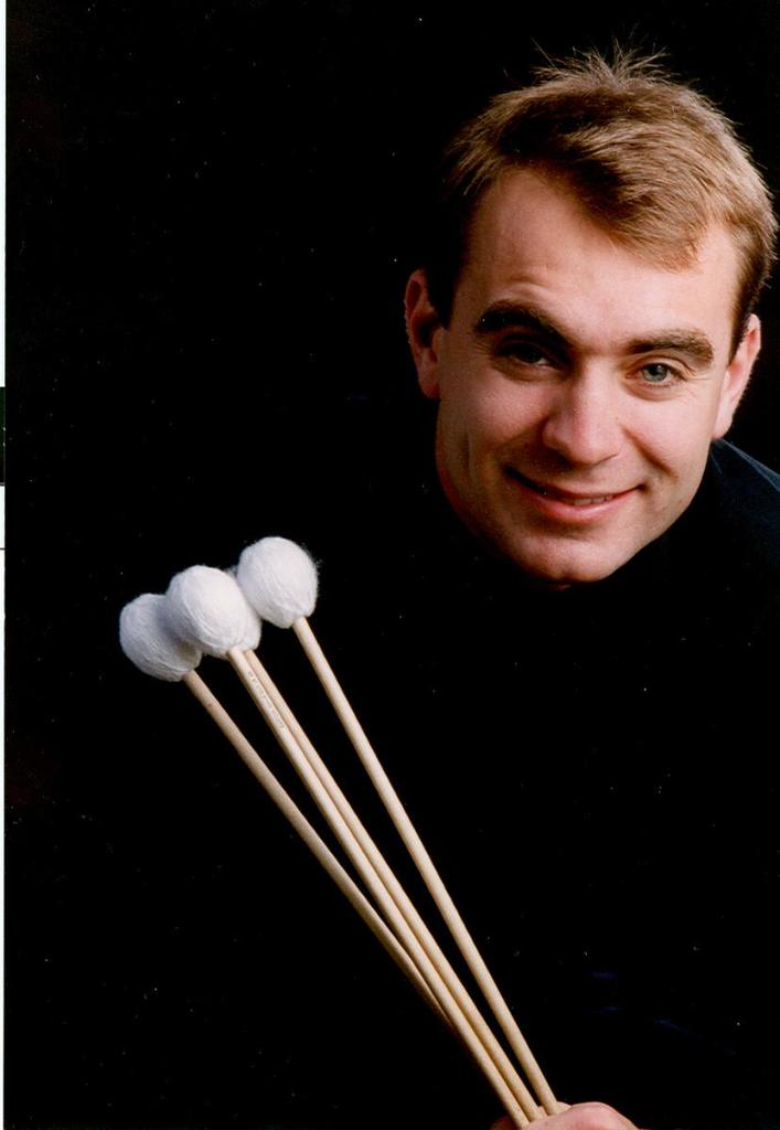 Eric Hollenbeck - Professor of Percussion - Colorado State University  October 1, 2005
