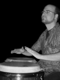 Roger Braun - March 14, 2015  UNCP Percussion Festival