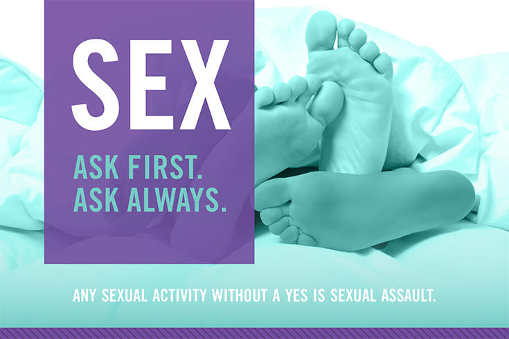 Sex: Ask first, ask always.