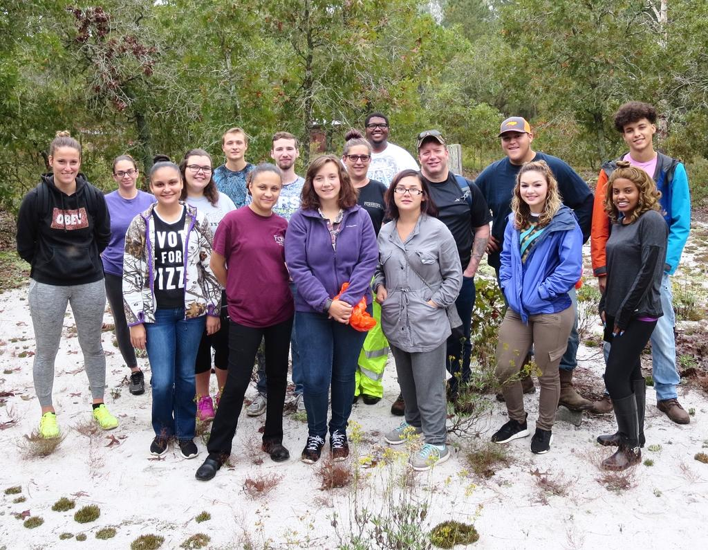 STUDENTS CAN STUDY RARE SPECIES IN LOCAL SITES