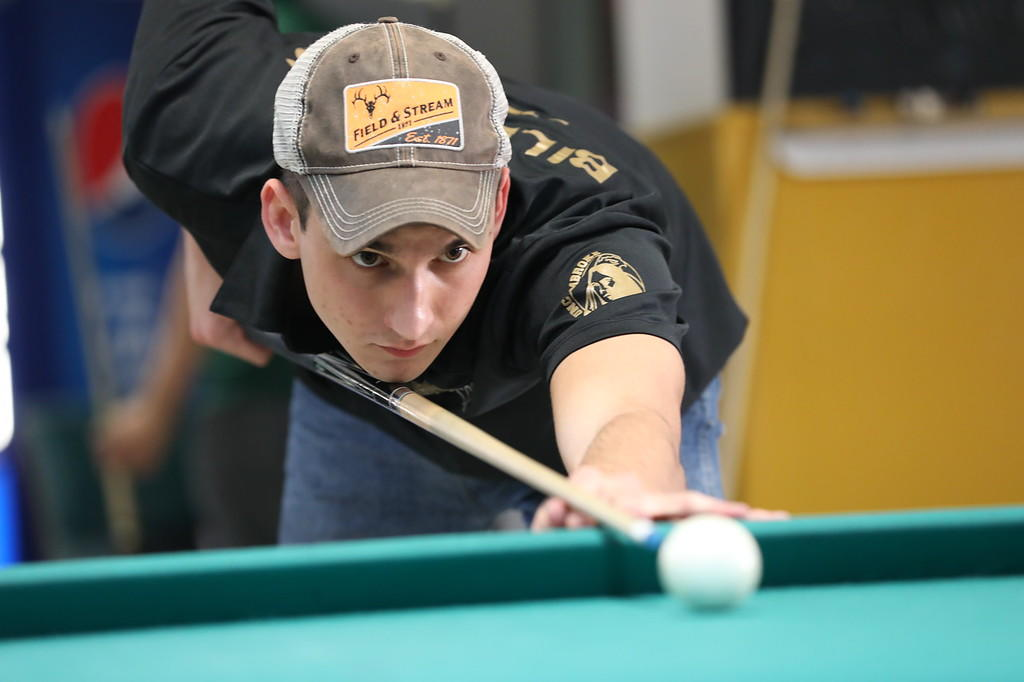 ACUI Sectional 9-Ball Billiards Tournament