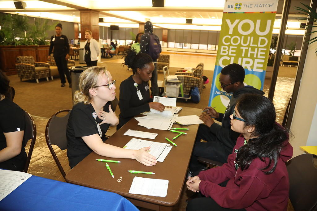 School of Nursing Bone Marrow Drive: You Could Be the Cure
