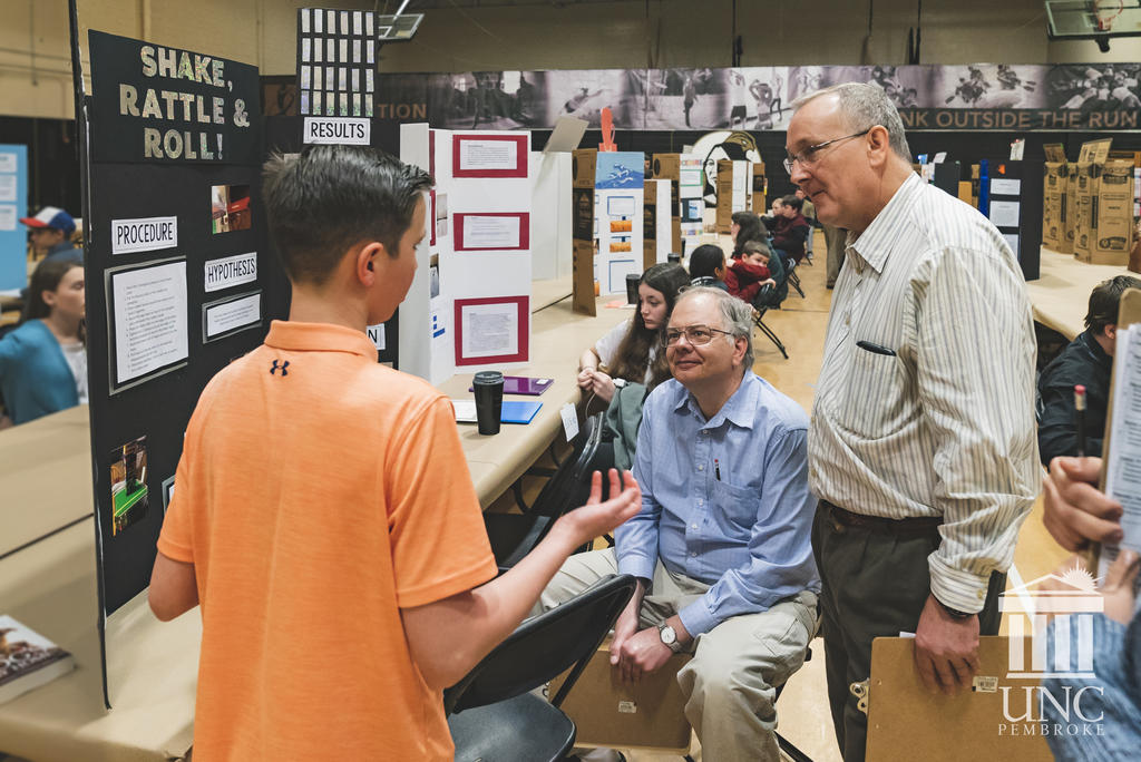 Judging and the 2019 Science Fair