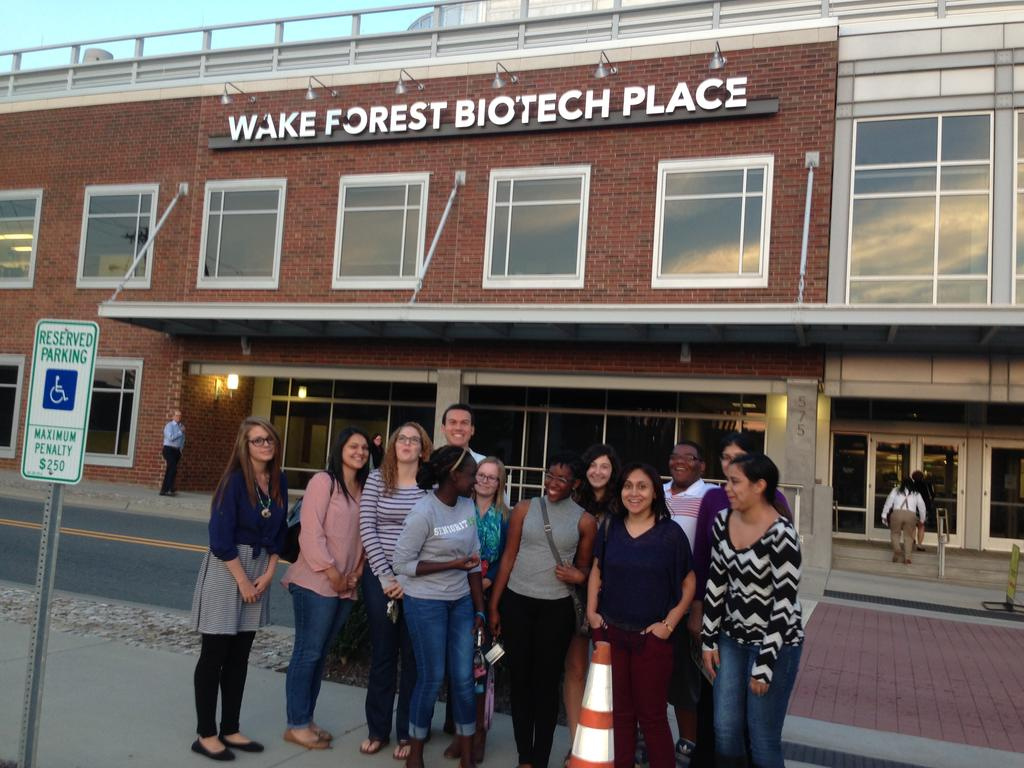 Site_visit_Wake_Forest_Biotech_Place_Fall-2015