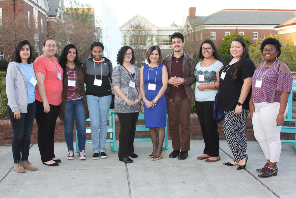 STUDENTS PRESENT RESEARCH AT THE NCAS CONFERENCE