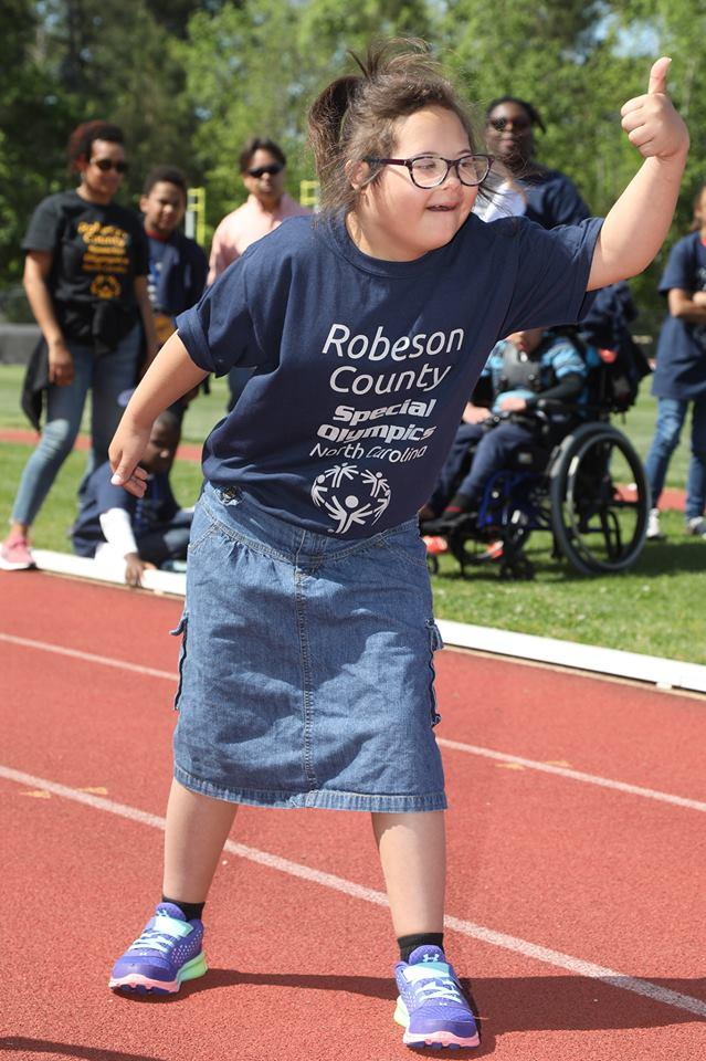 Robeson County Special Olympics