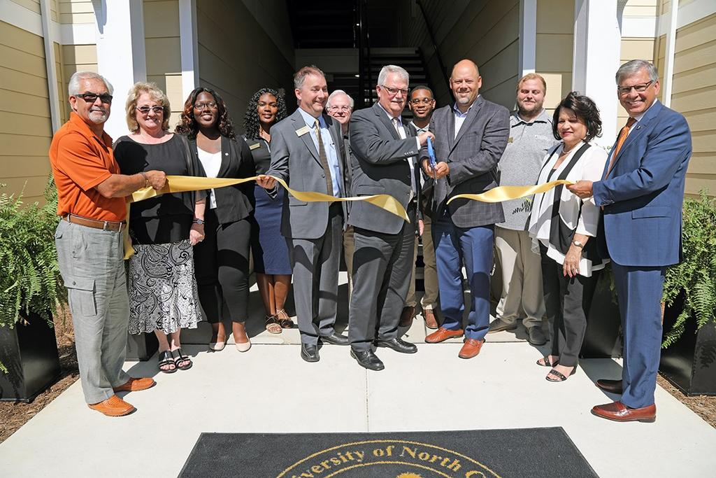 University Courtyard Apartments Add New Units The