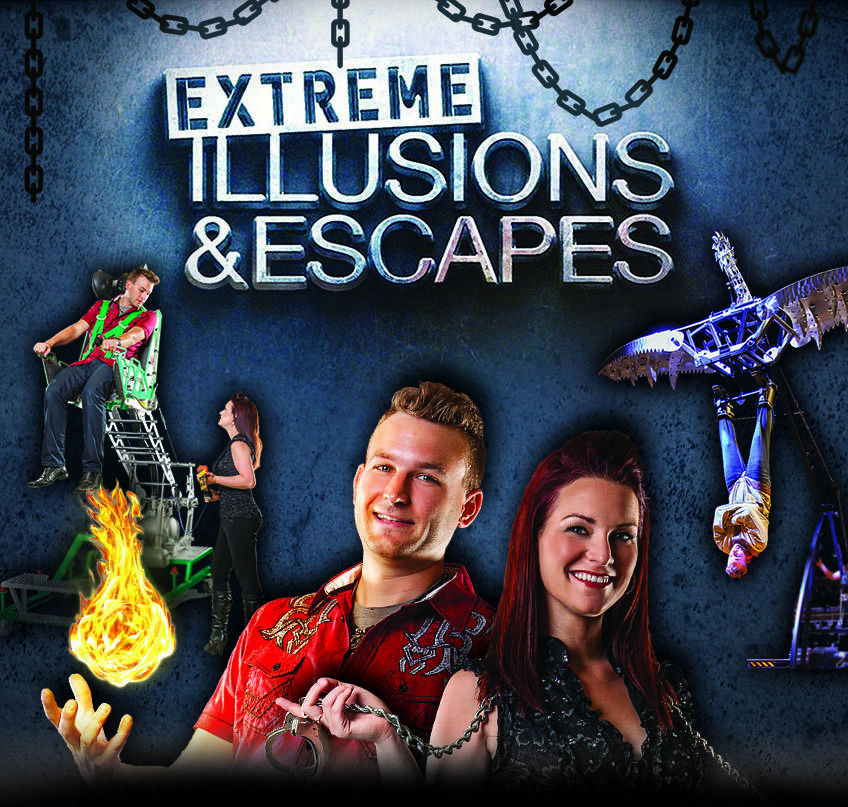 Extreme Illusions & Escapes