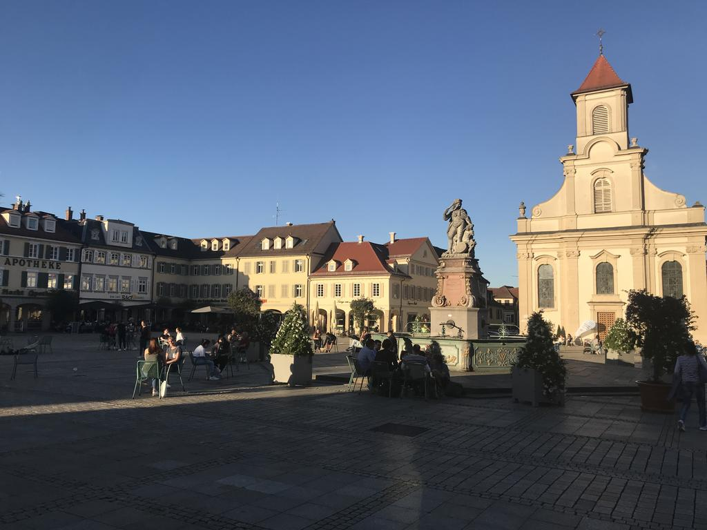 Ludwigsburg Town Square