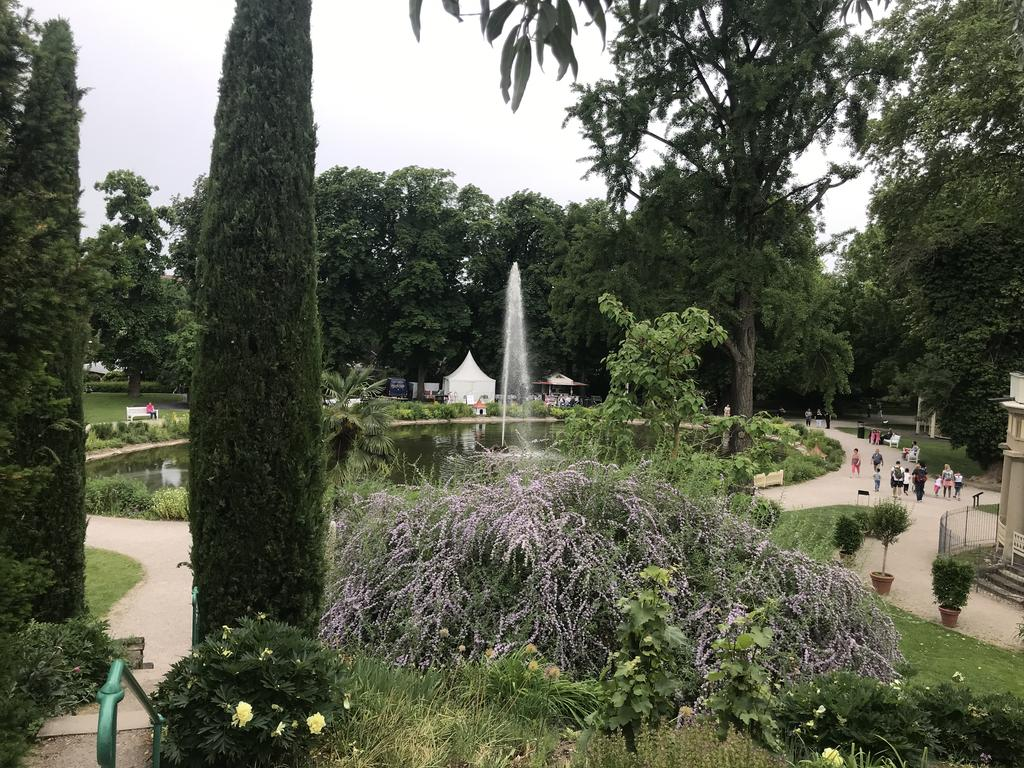 Palace Gardens in Ludwigsburg