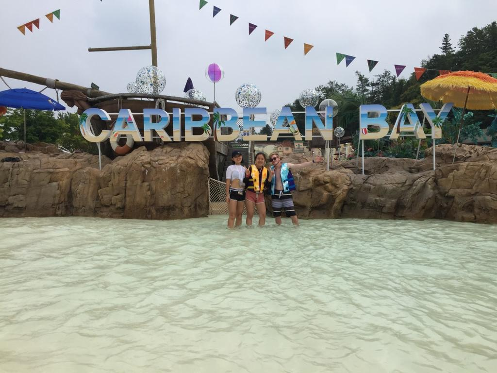 Caribbean Bay in South Korea
