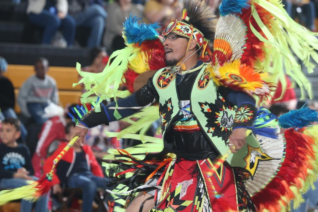 November is American Indian Heritage Month