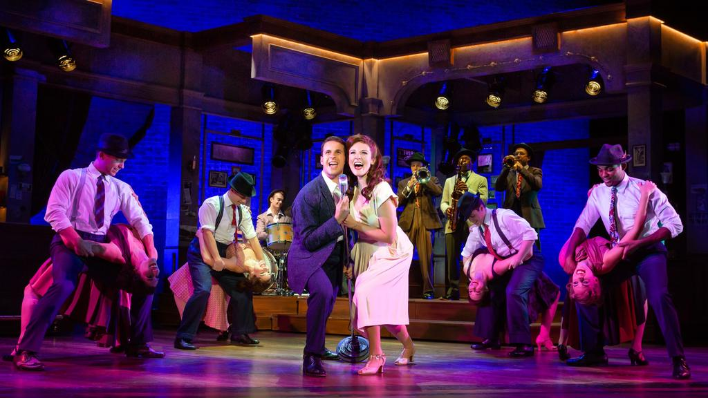 The Tony Award-winning Broadway musical, Bandstand, is coming to Givens Performing Arts Center on January 29