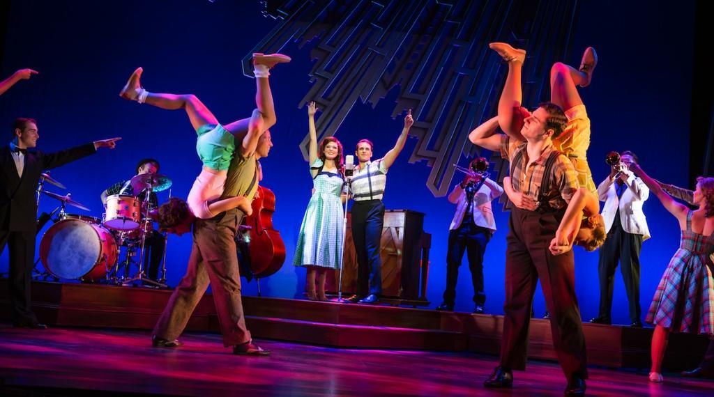 The Tony Award-winning Broadway musical, Bandstand, is coming to Givens Performing Arts Center on January 29.