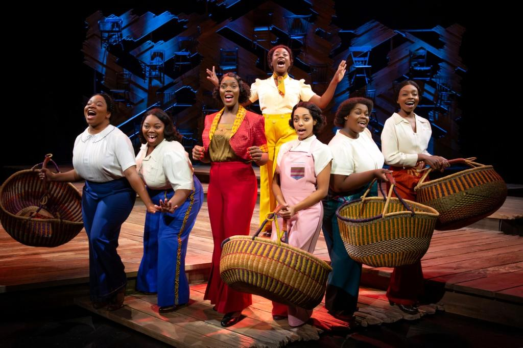 Tony Award-winning Broadway revival of The Color Purple will visit the Givens Performing Arts Center on March 2
