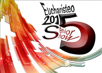 Eucharisteo, an exhibition of ten seniors graduating in May of 2015.
