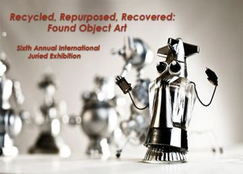 Recycled, Repurposed, Recovered: Found Object Art
