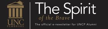 The Spirit of the Brave masthead