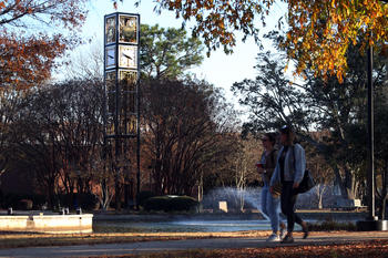 UNCP Clock Tower