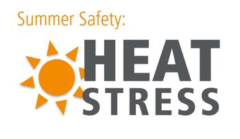 Summer Safety Heat Stress