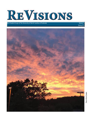Revisions 2019 Cover