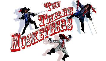 The Three Musketeers flyer