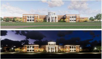 New School of Business Building renderings